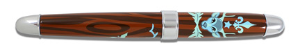 "Acme® ""Deer Prudence"" Rollerball Pen design by Bev Hogue"