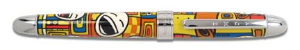 "Acme® ""Happy"" Rollerball pen - design by Thom Reaves"