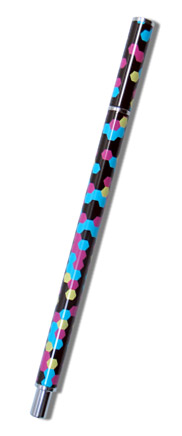 "Acme® ""Hex"" Rollerball Pen design by Lauralinda Spear-Stilleto® Series made by women for women"