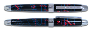 "Acme® ""Jazz Roll"" Rollerball Pen, design by Lenny White"