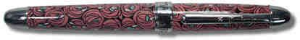 "Acme® ""Roses"" Roller Ball Pen designed by Charles Rennie Mackintosh"