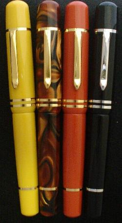 Poseidon Magnum Orange GT Rollerball Pen by Bexley®...last one!
