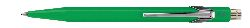"Classic ""849"" Fluo Yellow-Green Ballpoint Pen by Caran d'Ache®"