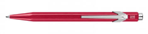 Caran d'Ache® 849 Pop Line Metal X Red Ballpoint with Box