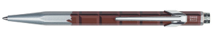 Swiss Chocolate 849 Ballpoint Pen by Caran d'Ache® [Essentially Swiss Collection]