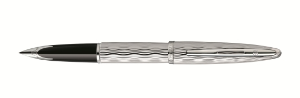 Carene Essential Silver CT Fountain Pen by Waterman®