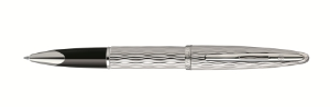 Carene Essential Silver CT Rollerball Pen by Waterman®