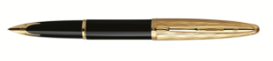 Carene Essential Black GT Fountain Pen by Waterman®