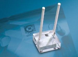 Cleo Skribent® SilverSign Pen Stand...in stock & priced to ship now!