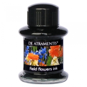 Field Flowers Scented Premium Bottled Ink by De Atramentis®