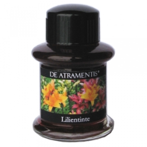 Lilium Flower Scented Premium Bottled Ink by De Atramentis®