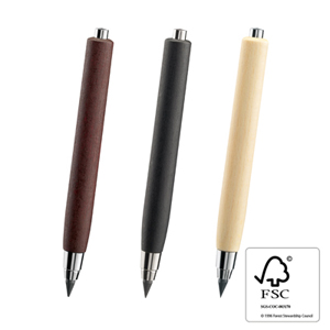 Clutch Workman Long 5.5 mm Pencil Series by E + M® of Germany