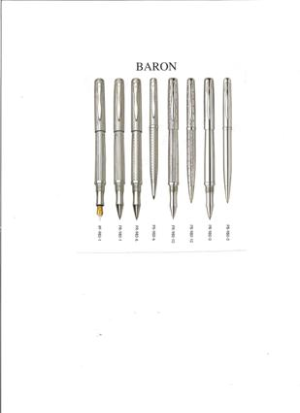 Baron Fountain Pen Series by Laban®