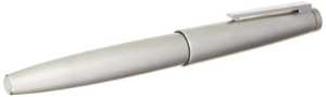 2000 Brushed Stainless Steel Fountain Pen Series by Lamyr®