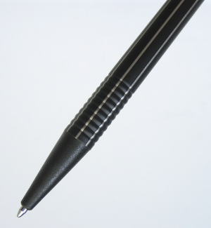 Logo L207S Black with Stripes Ballpoint by Lamy®