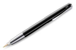 Studio Piano Black Fountain Pens by Lamy®