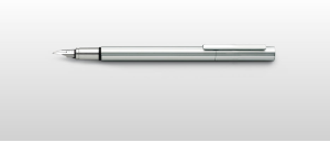 PUR Matte Aluminum Fountain Pen Series by Lamy®....end of the line sale