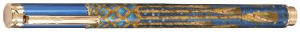 Louis Comfort Tiffany Mosaic Column Rollerball Pen by Metropolitan Museum of Art
