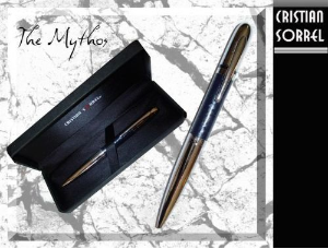 """The Mythos"" Ballpoint Pen by  Cristian Sorrel®.......priced for sale now!"
