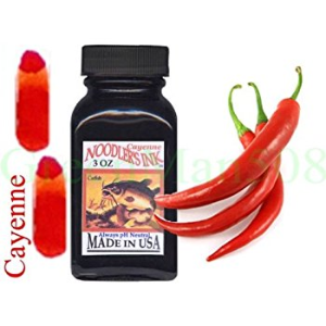 Cayenne 3 oz Bottled Ink by Noodler's Ink®