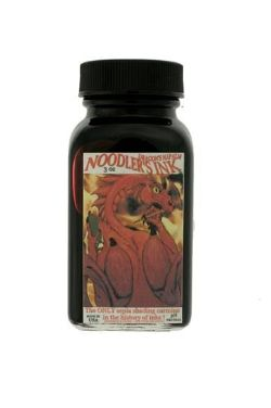 Dragon's Napalm 4.5 oz bottled ink [Free FP] from Noodler's Ink®
