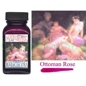 Ottoman Rose 3 oz Fountain Pen Bottled Ink by Noodler's Ink®