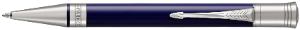 Duofold Classic Blue and Black CT Ballpoint Pen by Parker®