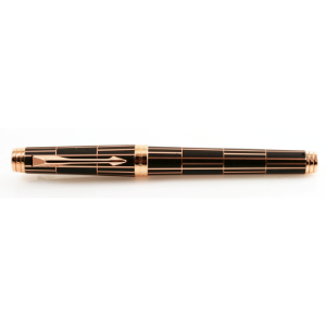 Premier Luxury Brown PGT Fountain Pen Series by Parker®