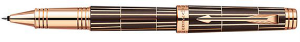 Premier Luxury Brown PGT Rollerball Pen by Parker®