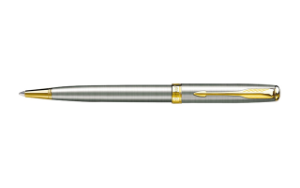Sonnet Stainless Steel Ballpoint Pen Series by Parker®