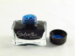 Edelstein Topaz Premium Bottled Ink by Pelikan®