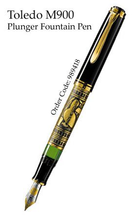 Toledo 900 Fountain Pen by Pelikan®