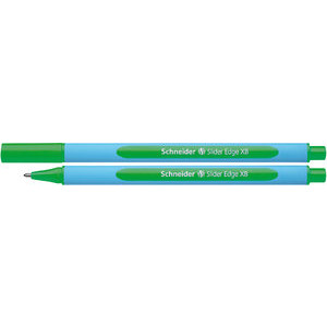 Slider Edge XB Basic Color Ballpoint 4 Pack by Schneider®...ViscoGlide® ink system