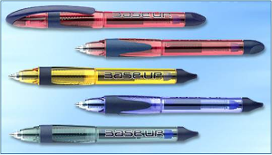 Base Up Cartridge Rollerball Pen by Schneider®...end of the line special pricing!