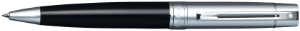 Sheaffer® 300 Glossy Black Barrel/Chrome Cap Ballpoint Pen