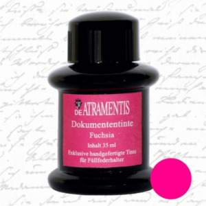 Document Ink-Fuchsia by De Atramentis®