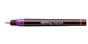 Isograph Pen .13 mm from rOtring® Writing Instruments