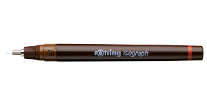 Isograph Pen .50 mm from rOtring® Writing Instruments