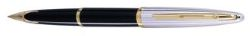 Carene Deluxe Black GT Fountain Pens by Waterman®