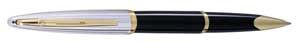 Carene Deluxe Black GT Rollerball Pen by Waterman®