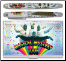 "Acme® Studio: The Beatles Limited Edition ""Magical Mystery Tour"" Pen & Card Case Set"