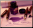 La Reine Mauve bottled ink by Noodler's Ink®...1 oz bottle [Eternal series]