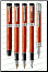 Duofold Classic Big Red CT Vintage Ballpoint Pen by Parker®