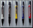 Night Rider Ballpoint series by Perraz®-Perraz Stylos®