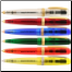 Etruria LE Rainbow Ballpoint Pens by Stipula® [Classic Line]