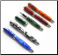Torino Acrylic Fountain Pen Series from Heritage & Style® [medium nibs only]