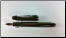 Neponset Battle of the Wilderness Ebonite Fountain Pen with Music Nib by Noodler's Ink