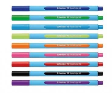 schneider slider edge xb  Schneider® Slider Edge XB Ballpoint Pen Series