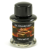 Caramel Scented Premium Fountain Pen Bottled Ink by De Atramentis®