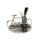 Chain Your Bike Not Your Thoughts Pen Holder by Jac Zagoory Designs